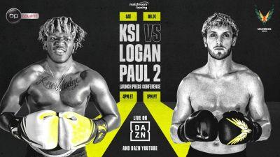 KSI vs Logan Paul Live Stream