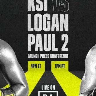 KSI vs Logan Paul Fight