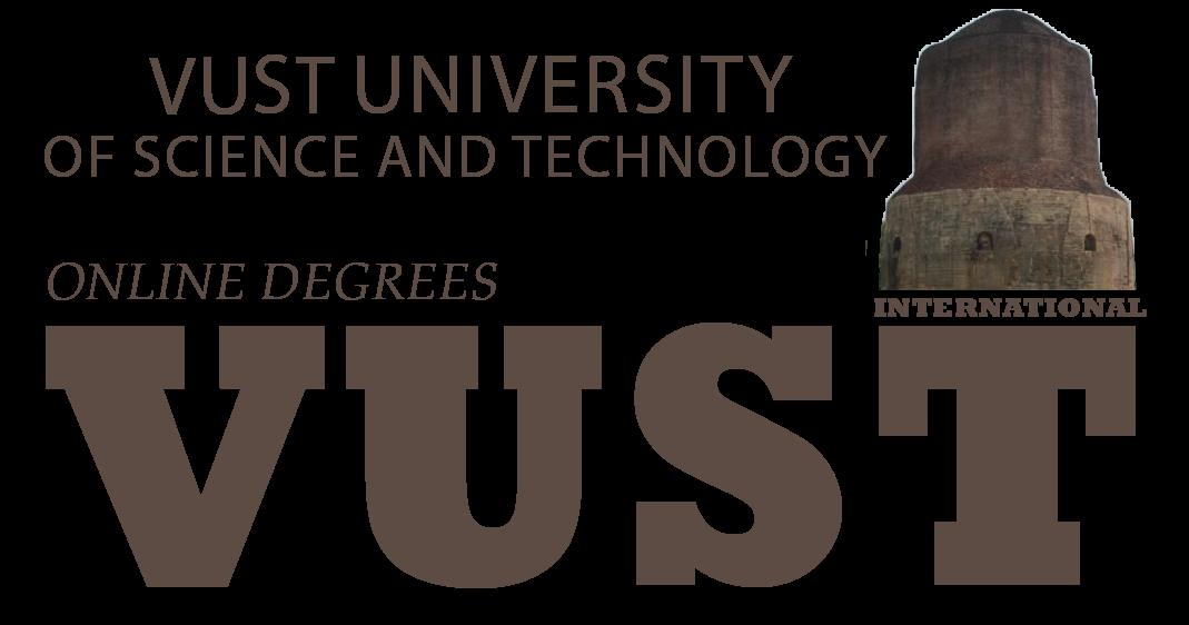Logo for VUST